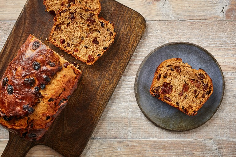 Barmbrack Recipe - Great British Chefs