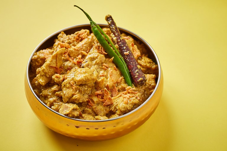 Doi Murgi – Yoghurt Chicken