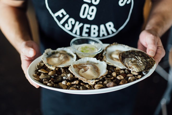 Fiskebar: Copenhagen's trailblazing sustainable fish restaurant
