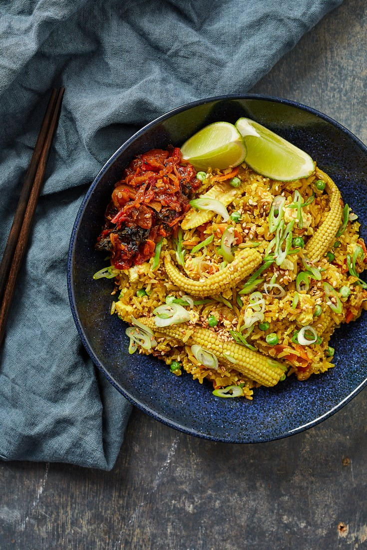 4 Healthy Rice Recipes - Great British Chefs