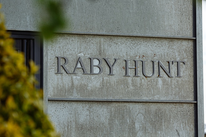 Behind the scenes at The Raby Hunt