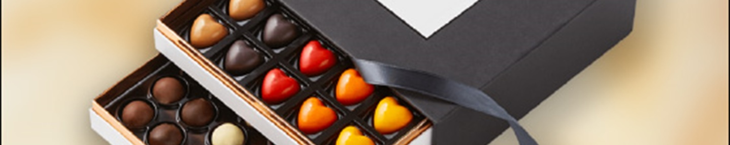 Social exclusive: Win a gourmet chocolate box for Valentine's Day