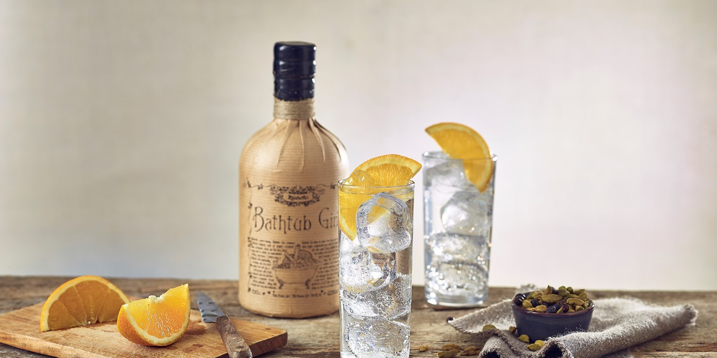 Bathtub Gin: a gin for all occasions