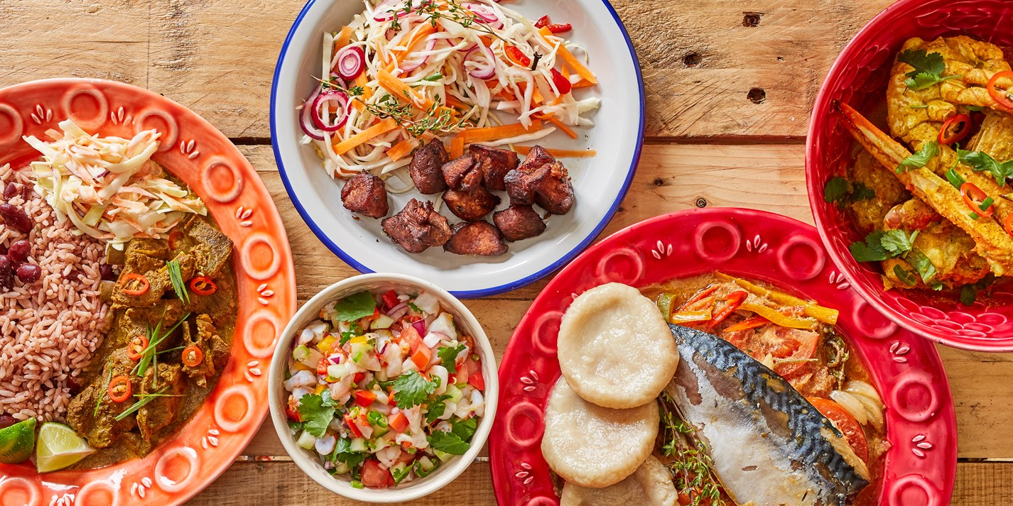6 Easy Caribbean Recipes - Great British Chefs