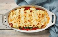 Cannelloni ricotta e spinaci – spinach and ricotta cannelloni