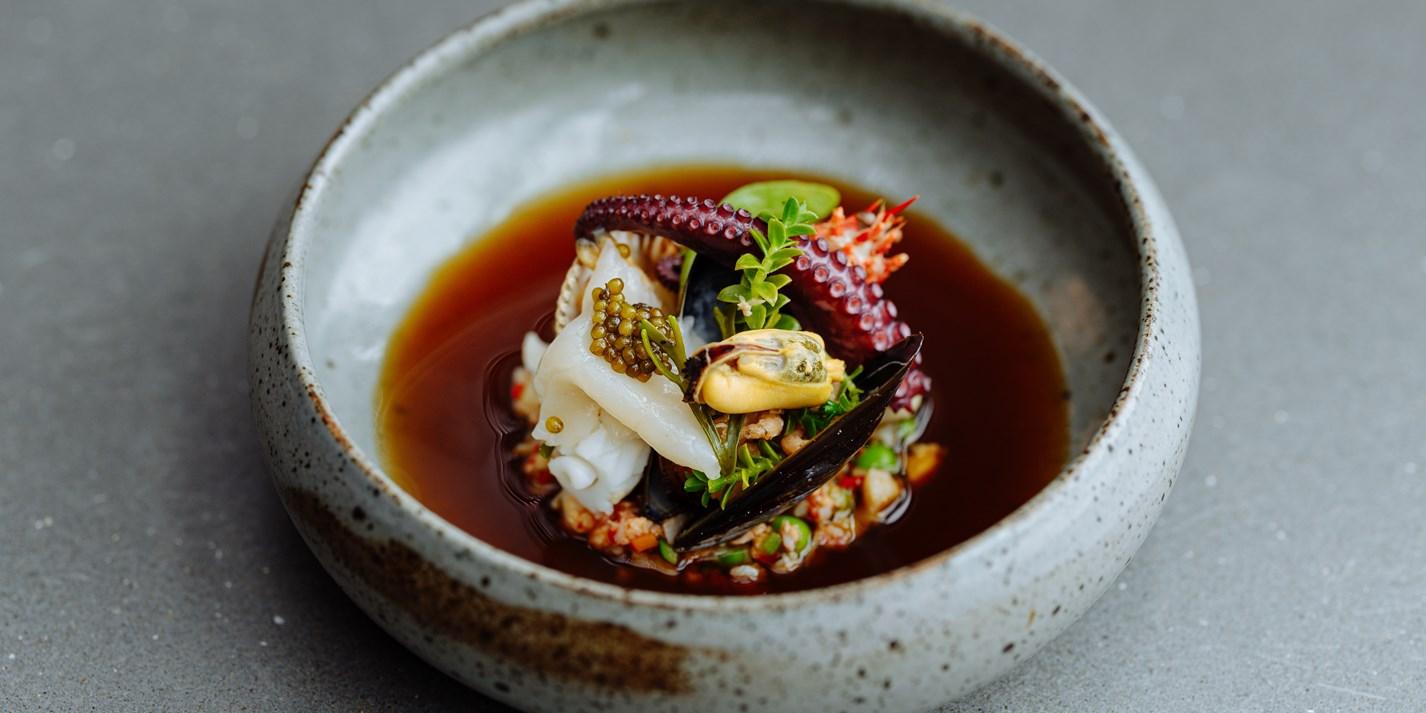 Scottish Seafood Rockpool Recipe - Great British Chefs