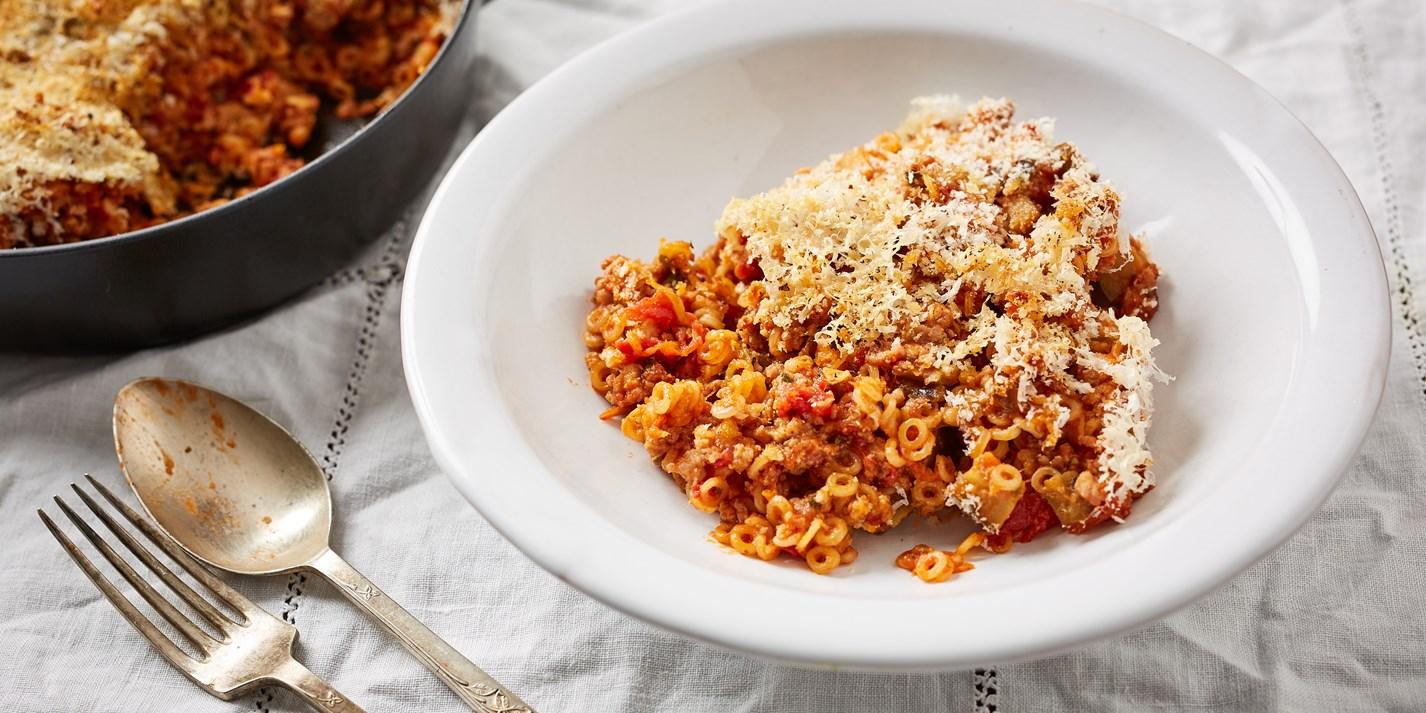 Anellini al Forno – Baked Anellini Recipe - Great Italian Chefs