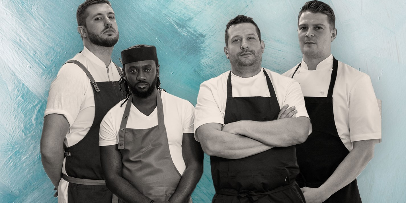 Great British Menu 2020: London and south-east heat preview