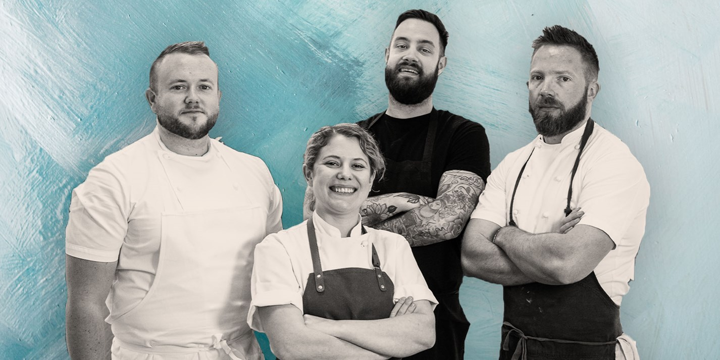 Great British Menu 2020: Central heat preview