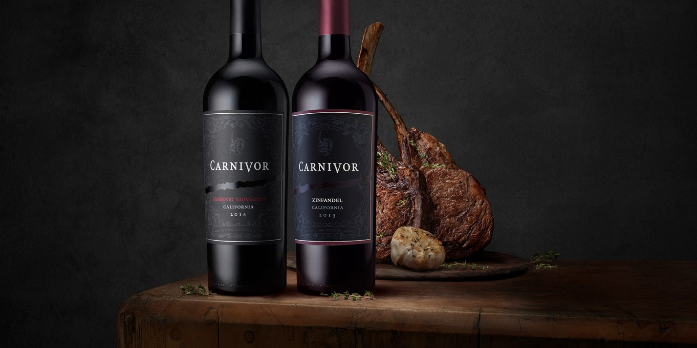 Carnivor wines: made for meat