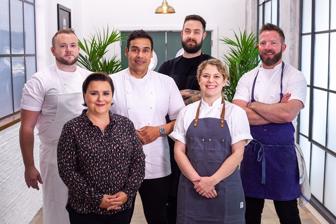 Great British Menu 2020: Central heat recap