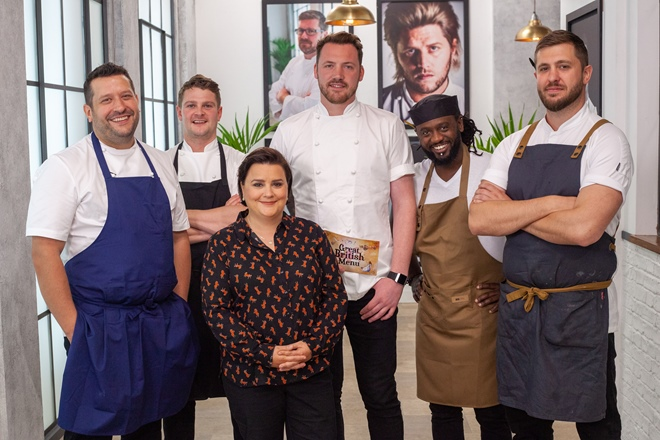 Great British Menu 2020: London and South East heat recap