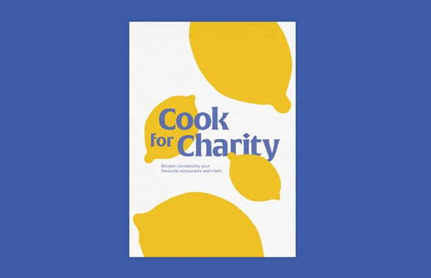 Cook for Charity: the ebook that helps the NHS