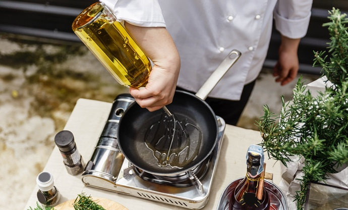Why you should be cooking with extra virgin olive oil