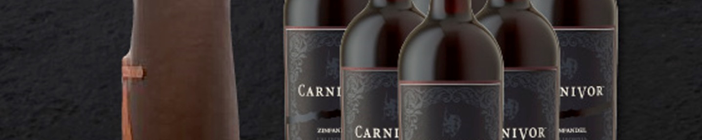 Win a case of Zinfandel wine and a leather apron