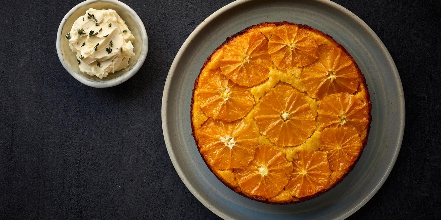 Orange, Polenta and Olive Oil Cake Recipe - Great British Chefs