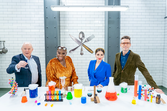 Announcing the chefs from Great British Menu 2021