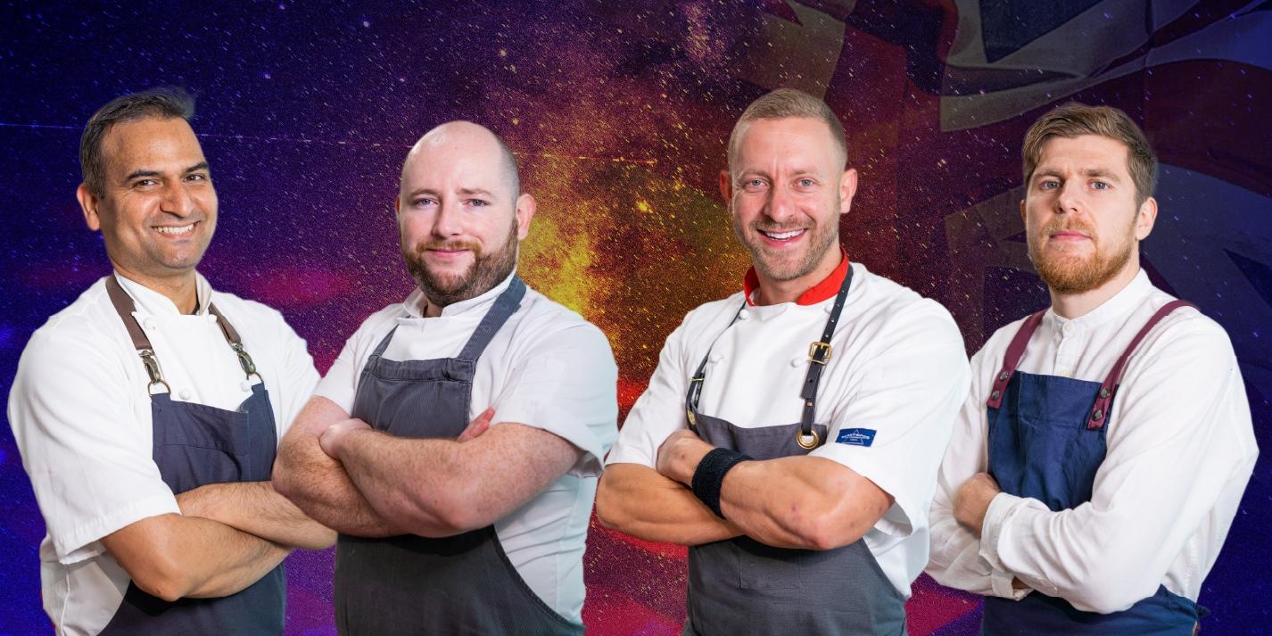 Great British Menu 2021: North West Heat Preview - Great British Chefs