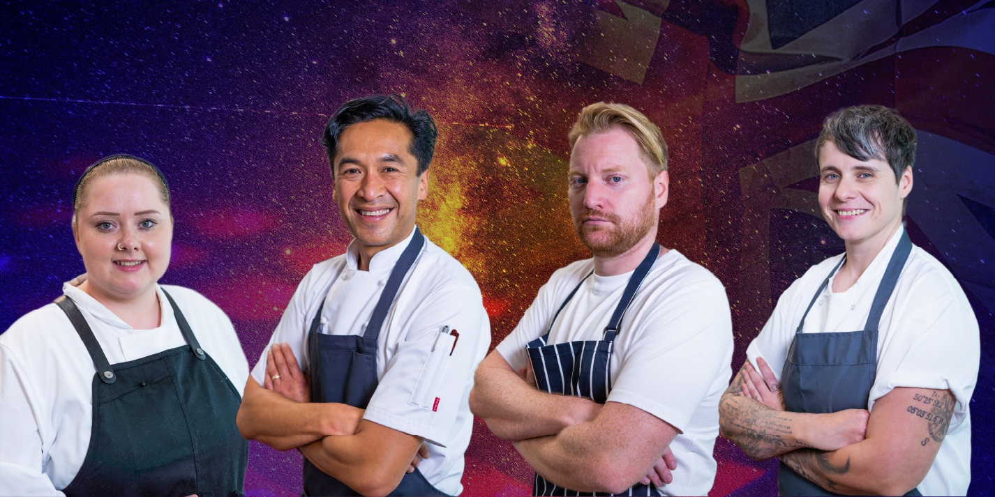 Great British Menu 2021: South West Preview - Great British Chefs