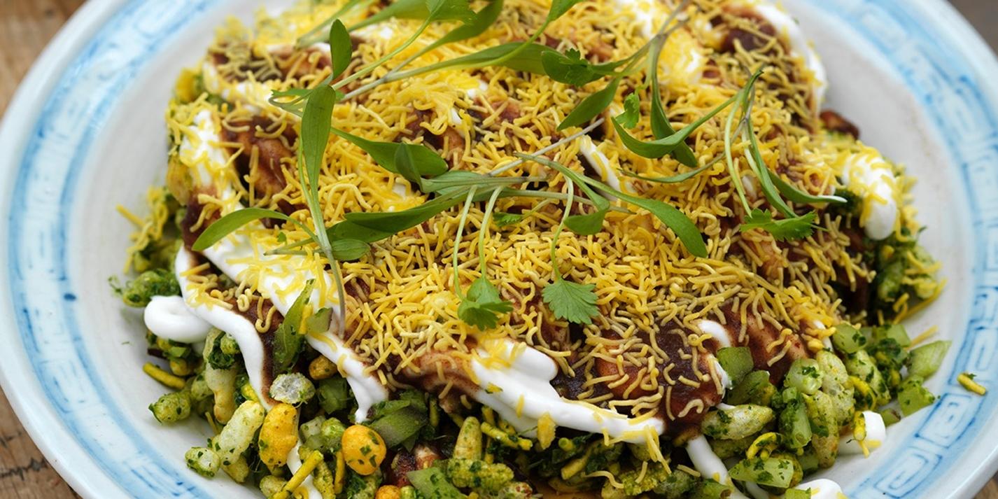 Bhel Puri Recipe - Great British Chefs
