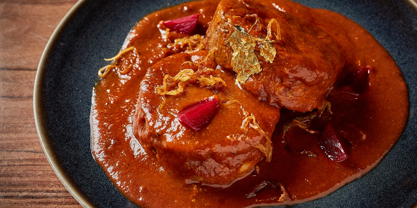 Lamb Raan with Peppercorn and Nutmeg Recipe - Great British Chefs
