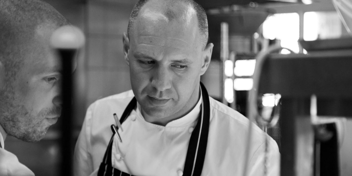 Adam Gray Chef Great British Chefs
