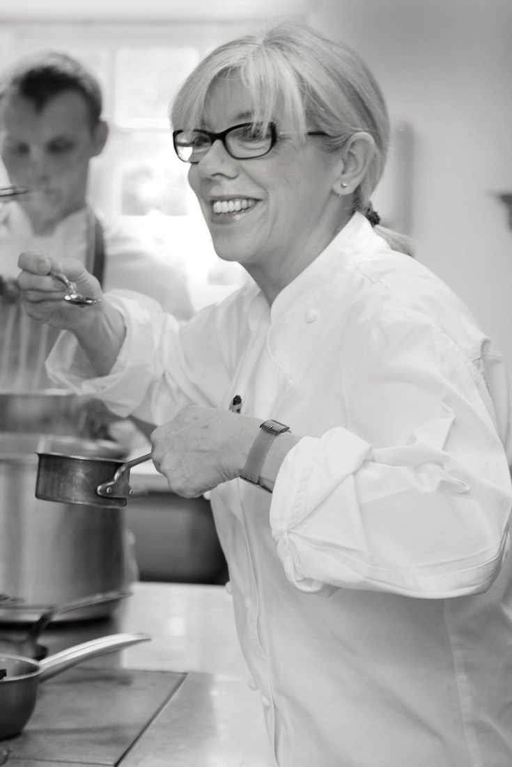 Frances Atkins Great British Chefs