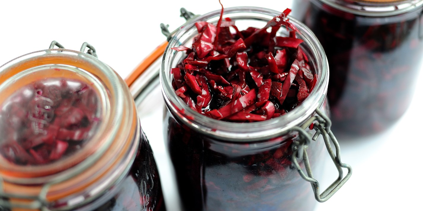 Pickled Red Cabbage Recipe Great British Chefs