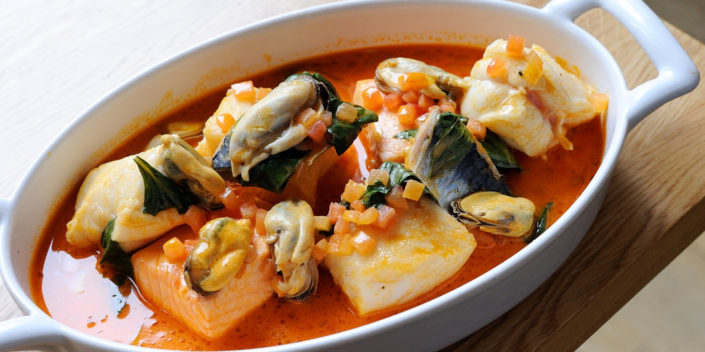 Bouillabaisse recipe great british chefs - French classical cuisine ...