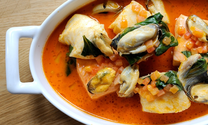 Bouillabaisse recipes