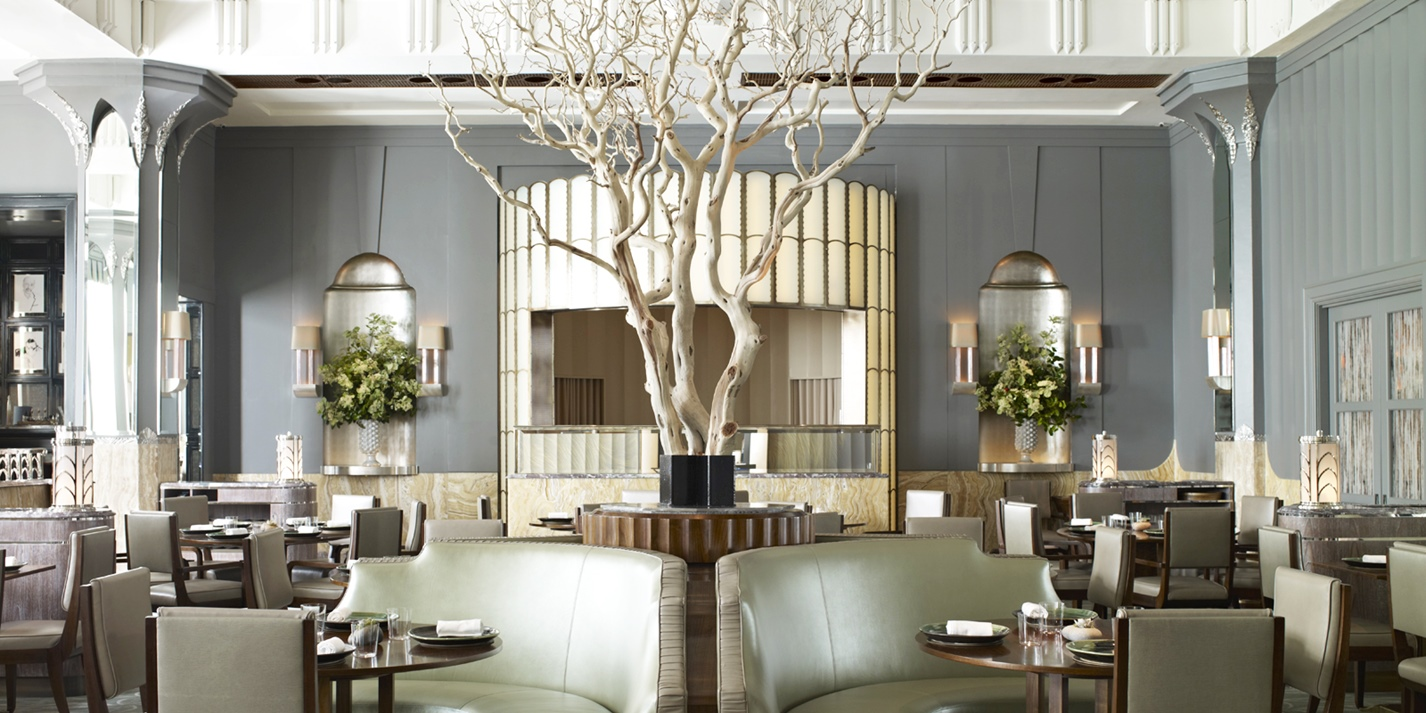 Fera at Claridge's restaurant review